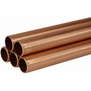 1/2 COPPER PIPE 5.5M LENGTH