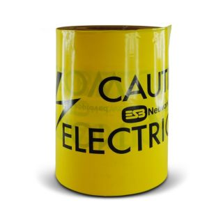 ABC CAUTION 250MM ESB APPROVED WARNING TAPE