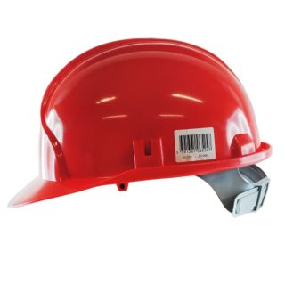 ABC RED SAFETY HELMETS