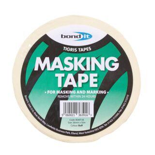 BOND-IT MASKING TAPE 38MM