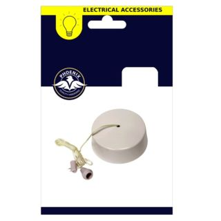 PHOENIX 5 AMP PULL CORD CEILING SWITCH