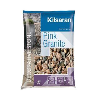 KILSARAN 20MM PINK GRANITE 25KG