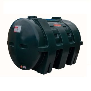CARBERY 1550H HORIZONTAL OIL TANK
