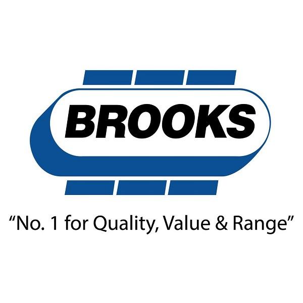 DORAS DAIKEN WALNUT 1 LITE CLEAR GLASS 78x26