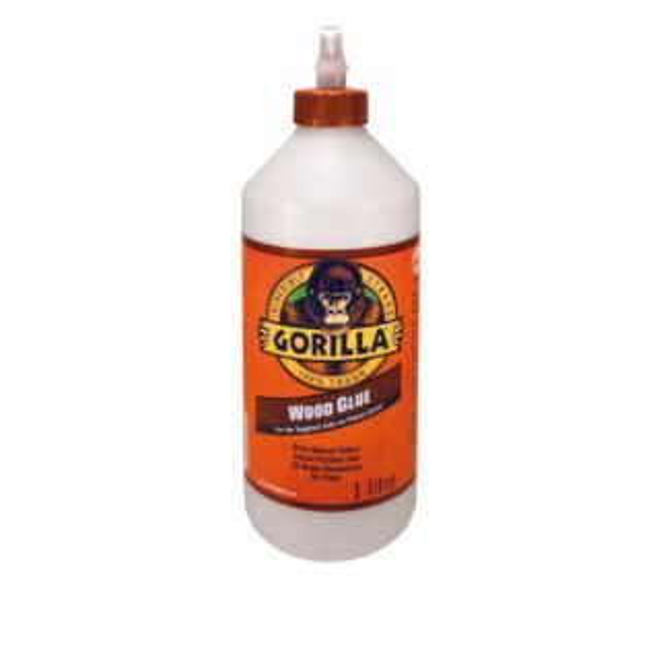 GORILLA 1000ML WOOD GLUE - GG5044361