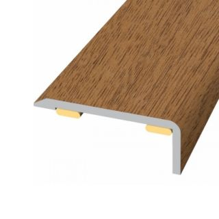 CANADIA FLOOR PROFILE L WALNUT 2 -90CM