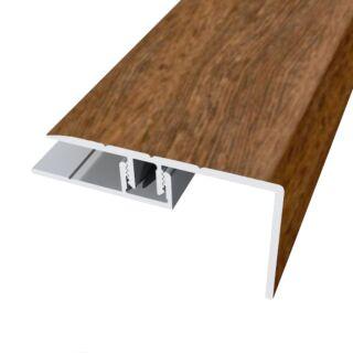 CANADIA FLOOR PROFILE STAIR NOSE WENGE 1 -90CM