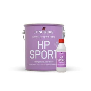 JUNCKERS HP SPORT POLYURETHANE LACQUER 4.95 LTR