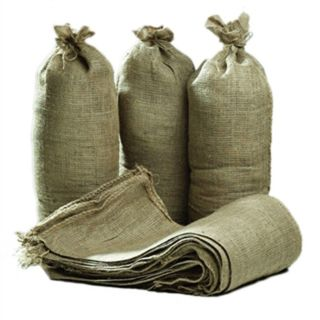 EMPTY SAND BAGS - HESSIAN TYPE - JAN015 - 25KG