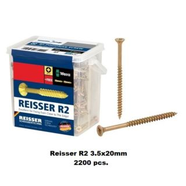 REISSER R2 3.5MM X 20MM