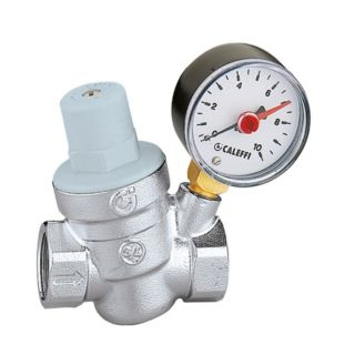 533 SERIES PRESSURE REDUCING VALVE 1/2WITH PRESSURE GAUGE