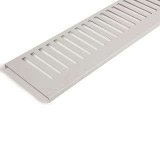 SMART TRELLIS GOOSEWING GREY SLOT PANEL