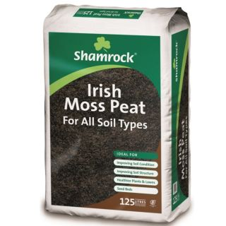 SHAMROCK IRISH MOSS PEAT 125 LTRS