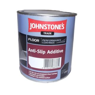 JOHNSTONES TRADE FLORTRED  ANTI-SLIP ADDITIVE - 1 LTR