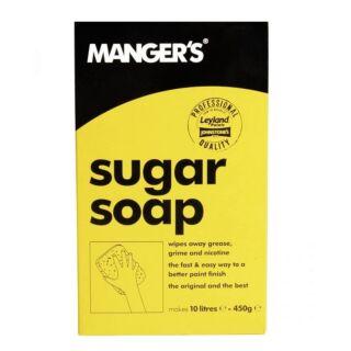MANGERS SUGAR SOAP - 10L MIX