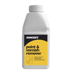 MANGERS PAINT & VARNISH REMOVER - 1L