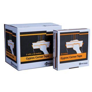 GYPROC FLEX CORNER TAPE 30M PER ROLL