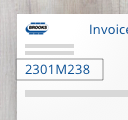 Account Number Example